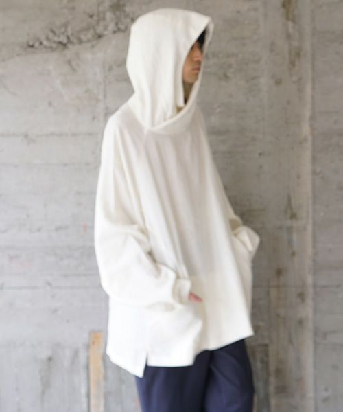 VU ヴウ shirts parka vu-s02-k05[OFF WHITE]