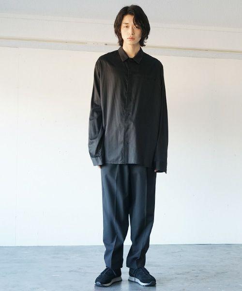 VU ヴウ classic pants vu-s02-p08[BLACK]