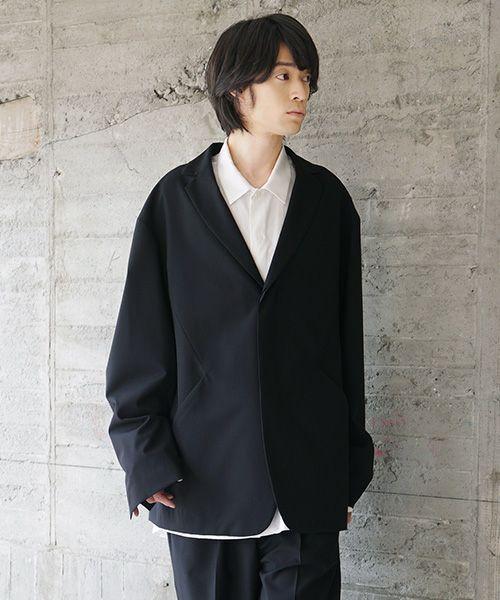 VU ヴウ minimamu jacket vu-s20-j09[BLACK]