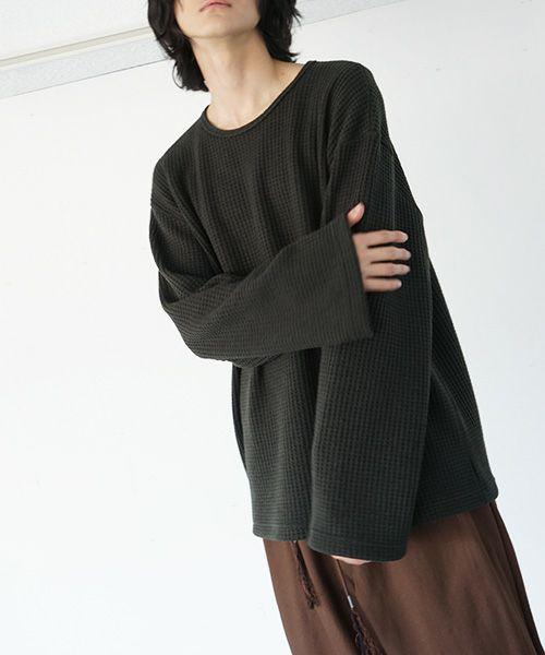 Edwina Hoerl エドウィナホールt-shirt[25C/EH41TS-03/d.green]