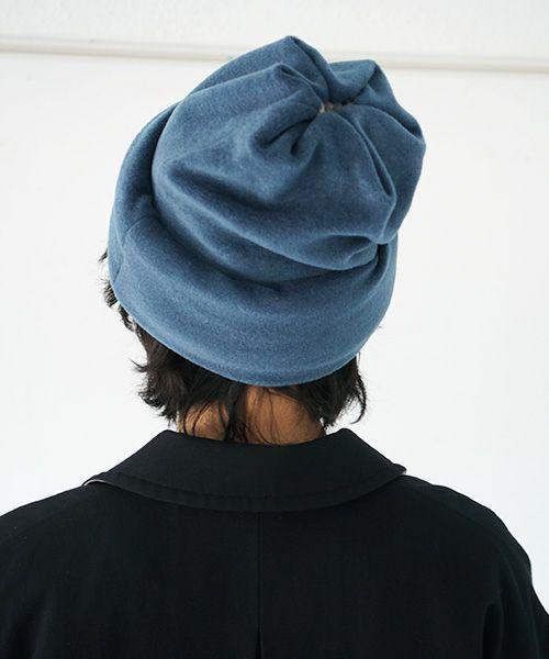 Edwina Hoerl エドウィナホールcap[24B/EH41A-01/d.blue]