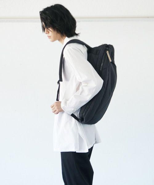 macromauro マクロマウロ HK-08 BACKPACK L[black]