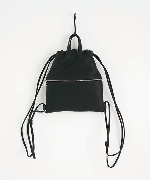 Aeta  アエタ DA49 RUCKSACK[BLACK]