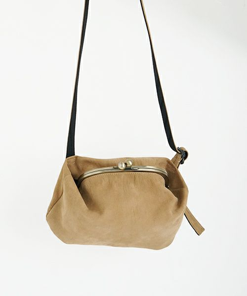 macromauro マクロマウロ ganma mini original goat Leather[beige]